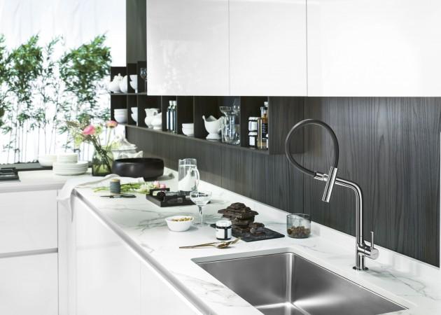 NOBILI RUBINETTERIE: novità cucina LAMP – MASTER – YPSILON ...